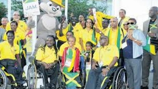 Jamaican Delegation Departs For Paralympic Qualifying ...