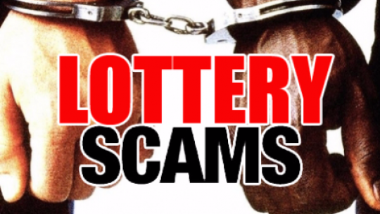 lotto scamming Key indicators for financial institutions to mitigate losses, and protect customers  from becoming victims of fraud through lottery scams.