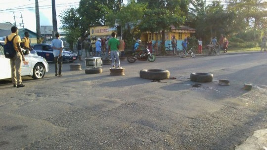 Portland Residents Protest Poor Road Conditions   RJR News