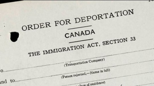 Image result for deportation from canada