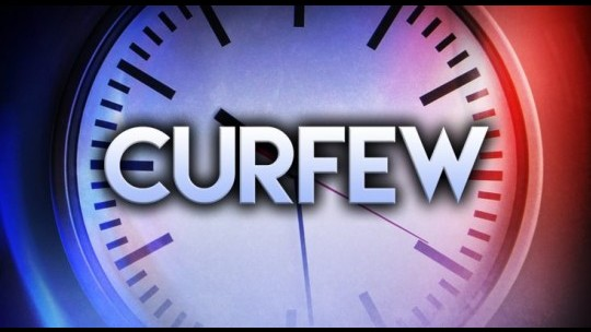 curfew on students : at the oct 22 city council meeting, jersey village council members approved an amendment to the city's curfew ordinance establishing a daytime curfew for students 17 years and younger .