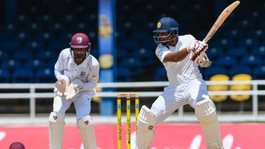 Mathews, Gamage out of Lankan Windies tour