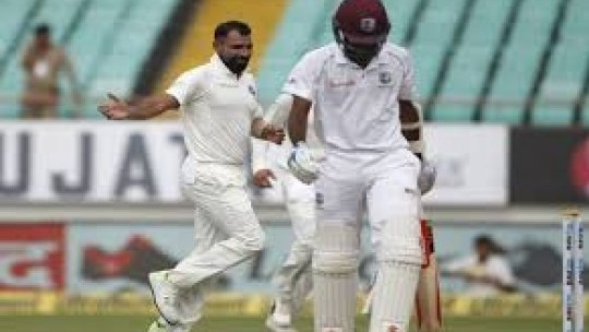 India make history with crushing victory against West Indies by an innings and 272 runs
