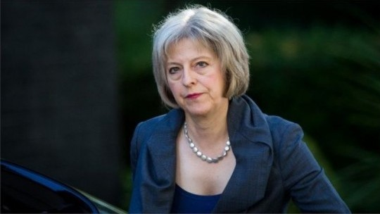 Theresa May confirms she won't lead Tories into next election