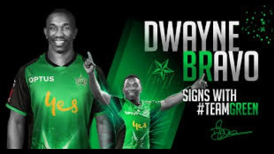 Dwayne Bravo Helps Melbourne Stars To Victory In BBL