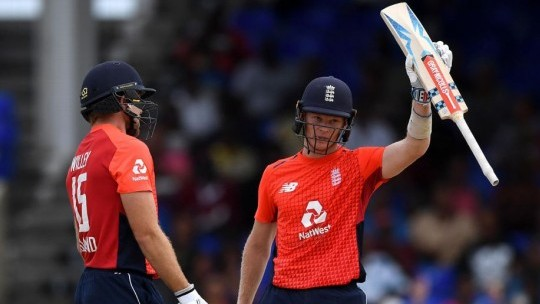 England skittle out West Indies for 45 in Twenty20 demolition