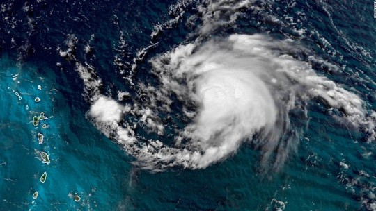 Hurricane Humberto lashes Bermuda as new storm Lorena aims at Mexico resorts