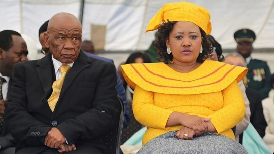Lesotho PM's wife Maesaiah Thabane faces murder charge