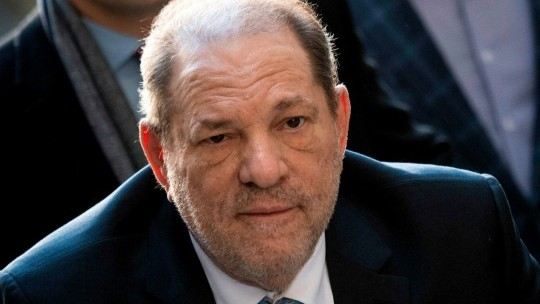 Harvey Weinstein has heart surgery before being moved to jail