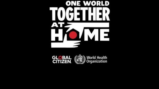 Together at Home' global special