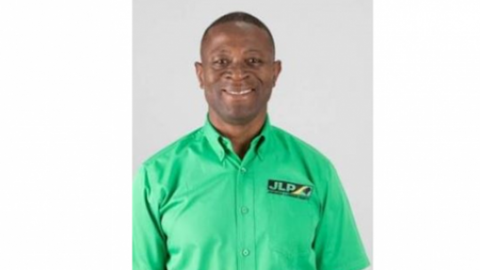 MP George Wright To Withdraw From JLP Parliamentary Caucus Over Assault Allegations