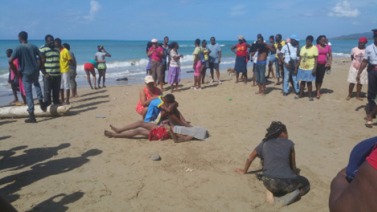 bodies of two boys who drowned in st thomas found rjr news