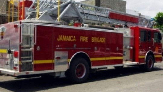 Apply to the Jamaica Fire Brigade | Youth Information Centers - NCYD