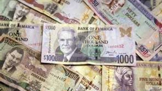 Jamaican Currency Exchange Rates